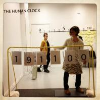 The Human Clock by Janine Harrington